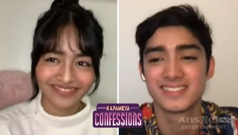 Kapamilya Confessions: Patrick Quiroz and Vivoree Esclito on their unexpected pairing and their dreams as a loveteam