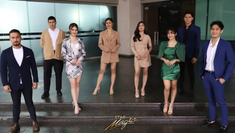 Kapamilya Stars remain with Star Magic