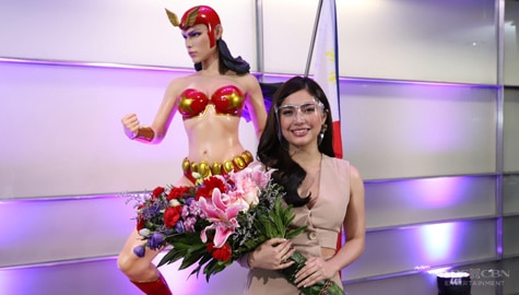 Jane de Leon, 'excited and nervous' as Darna confirmed as a TV series in 2021