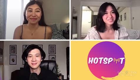 Lou Yanong, Kiara Takahashi, Richard Juan say 'dream come true' to be contract artists of Star Magic