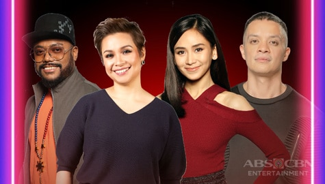 Apl, Sarah, Bamboo, and Lea reunite in The Voice Teens Season 2
