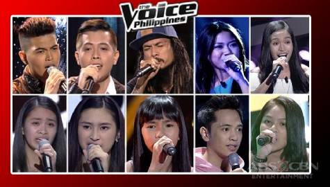 10 most viewed, head-turning Blind Auditions in The Voice of the Philippines history