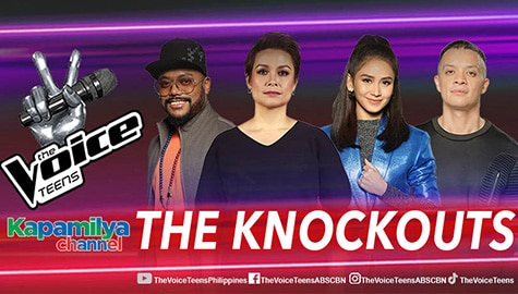 The Voice Teens coaches choose top 12 artists in Knockout Rounds