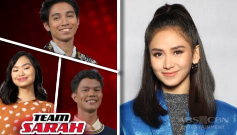 Impressive, brilliant journeys of Team Sarah's Top 3 finalists on The Voice Teens 2