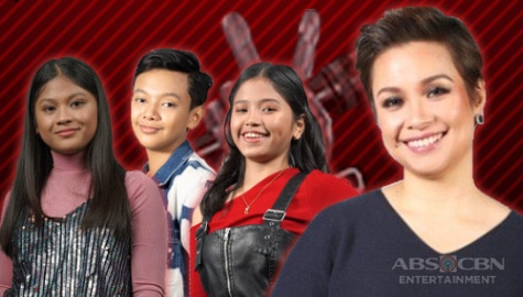 Team FamiLea targets first-ever Voice Teens crown with Top 3 remarkable, diverse teen artists