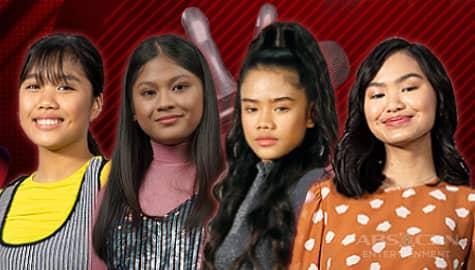 Heart, Cydel, Isang, Kendra declared Grand Winners of The Voice Teens Season 2