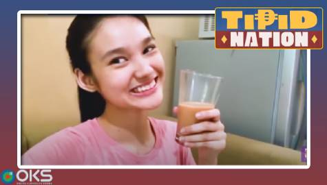 Miss Tipid Karina's easy and affordable DIY Milk Tea recipe