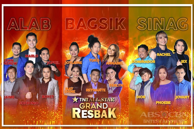 60 Tawag Ng Tanghalan Singers Return to It's Showtime for All-Star Resbak Showdown