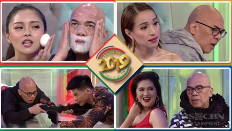 PAANDAR 2019: King of Talk Boy Abunda's 10 meme-worthy moments on TWBA this year