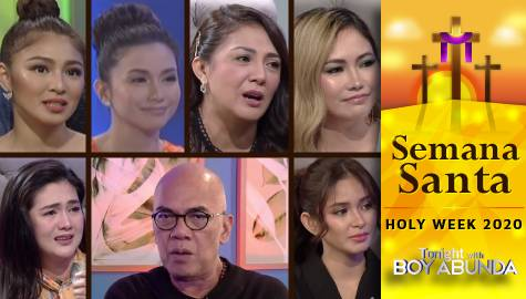 Celebrities share realizations after going through life-changing experiences on TWBA