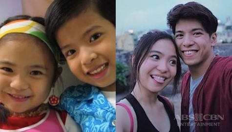 BULILITS NO MORE! NashLene looks back at their Goin' Bulilit days in this TWBA challenge!
