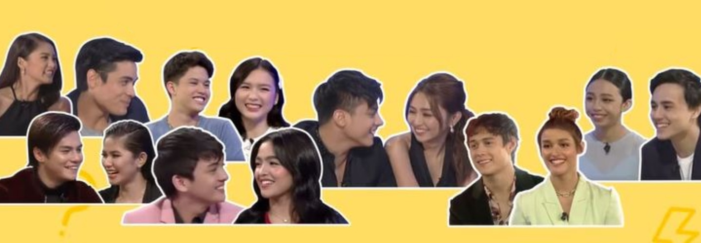 Kapamilya Spotlight: Cute and sweet facts about your favorite love teams shared in only two minutes