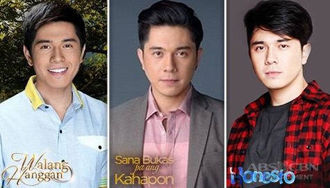 Paulo Avelino's remarkable run as a sought-after Kapamilya teleserye leading man