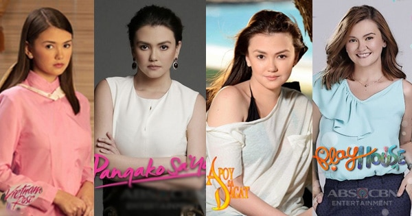 Angelica Panganiban's astounding versatility, award-winning performances on TV through the years