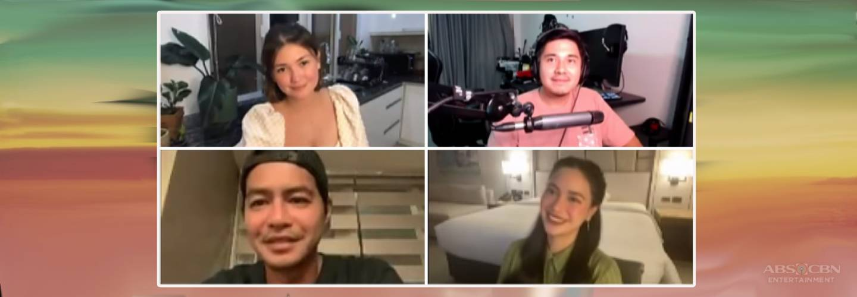 """Walang Hanggang Kamustahan"" with Angelica, Paulo, Arci, and Zanjoe"
