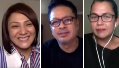 Cherry Pie, Lotlot, and Direk Manny overwhelmed with the positive reactions on Walang Hanggang Paaalam