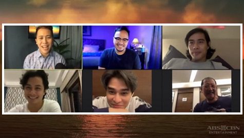 McCoy, JC, Victor, Ronnie, and Direk Darnel share modern techniques used and challenges encountered during Walang Hanggang Paalam taping