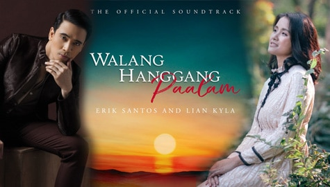 "Erik charges up ""Walang Hanggang Paalam"" with rendition of titular theme song"