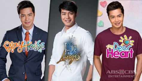 Be amazed by Zanjoe Marudo's golden moments as an actor!