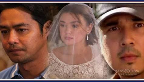 Paulo stops Angelica-Zanjoe wedding in Walang Hanggang Paalam