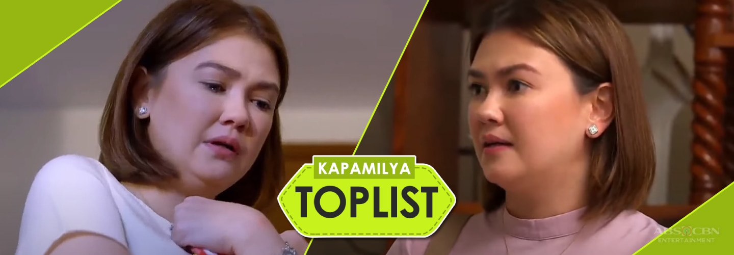 Kapamilya Toplist: 10 scenes showing Celine's desire to get justice and truth about her son Robbie