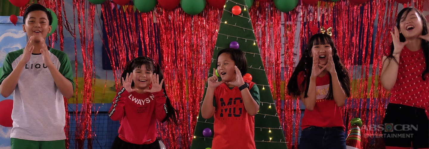 YeY value passing joy kids Christmas campaign