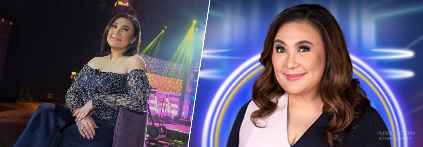Megastar Sharon Cuneta's notable ABS-CBN stints that made her shine as an inspiring mentor, host and judge