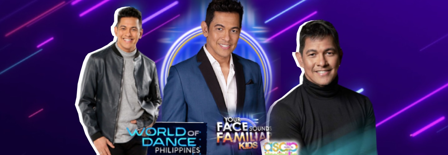 How Gary Valenciano infused 'pure energy' in his every appearance on ABS-CBN shows