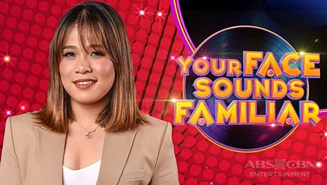 "Klarisse de Guzman to prove stature as the ""Soul Diva"" in Your Face Sounds Familiar 3"