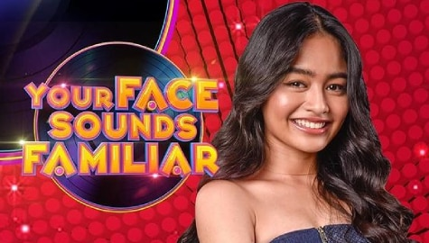 "Vivoree set to amaze and charm us as the ""Rising Sweetheart"" on Your Face Sounds Familiar 3"