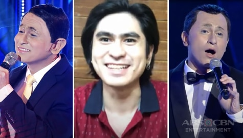 CJ Navato reveals his dream icon for Your Face Sounds Familiar, talks about recent impersonations