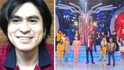 CJ Navato reveals 'who's who' among Your Face Sounds Familiar batchmates