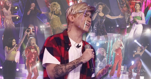 CJ transforms into Justin Bieber, wins week 4 of Your Face Sounds Familiar Season 3