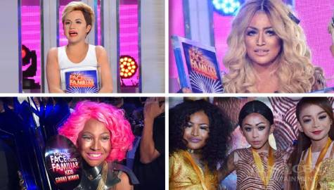 Awesome scintillating Grand Winners of Your Face Sounds Familiar through the years