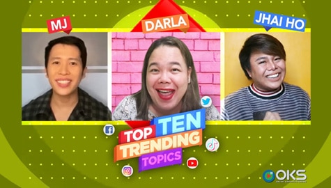 4Ts Top Ten Trending Topics | Episode 1