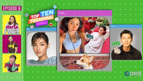4Ts Top Ten Trending Topics: Stan Liza Soberano, JaDine, Hyun Bin in Manila, and more updates! | Full Episode 6