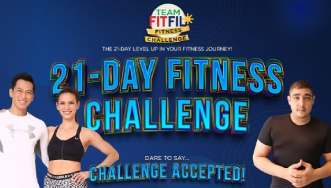 Team FitFil 21-Day Fitness Challenge! Thumbnail