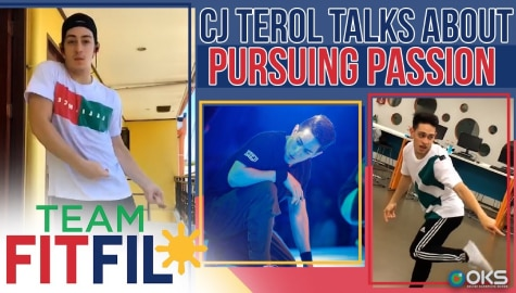 FA & Dancer CJ Terol talks about pursuing passion despite the odds | Team FitFil Episode 29 Thumbnail