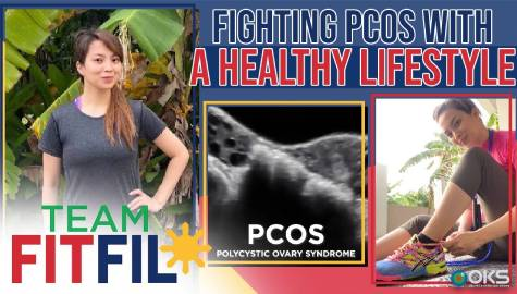 FitFil Teammate diagnosed with PCOS encourages women to be healthy | Team FitFil Episode 35 Image Thumbnail
