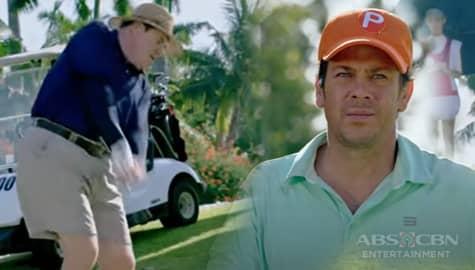 Alex, nakipaglaro ng golf kasama si uncle Danny | Almost Paradise Image Thumbnail
