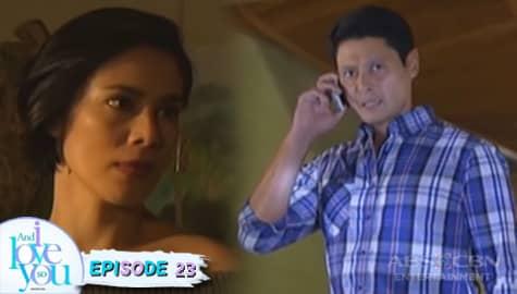 And I Love You So: Katrina, sinuhulan ang tauhan ni Alfonso | Episode 23 Image Thumbnail