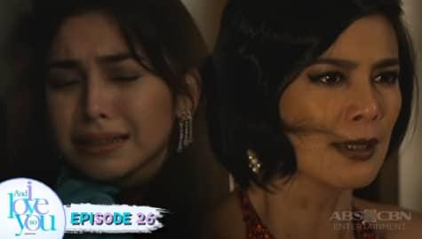 And I Love You So: Trixie, ipinagtabuyan papalabas si Katrina   Episode 26 Image Thumbnail