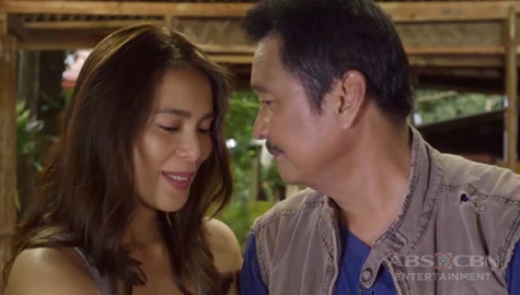 Friday 5: 5 'kilig' moments of Diana and Romulo in FPJ's Ang Probinsyano Image Thumbnail