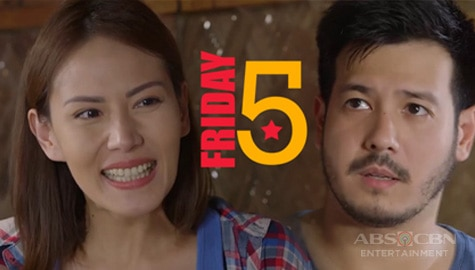 Friday 5: 5 'kilig' scenes of Bubbles as she gushes over Jerome in FPJ's Ang Probinsyano Image Thumbnail