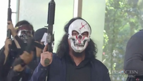 Ang Probinsyano: Baron Geisler's first appearance as Dante Image Thumbnail