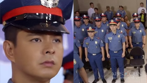 FPJ's Ang Probinsyano Recap: Cardo and Vendetta are now officially part of PNP Image Thumbnail