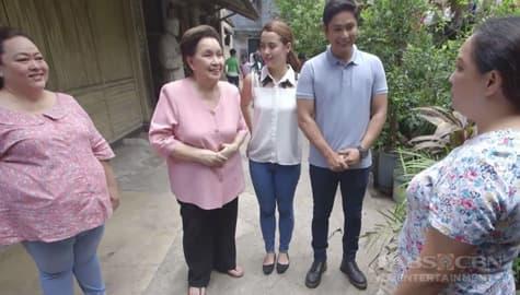 Ang Probinsyano: Cardo, sinuportahan ang pagbubukas ng negosyo ni Lola Flora Image Thumbnail