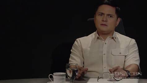 Ang Probinsyano: Oscar, naalarma sa paglaganap ng krimen sa bansa Image Thumbnail