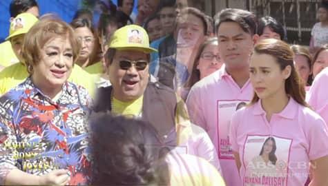 Ang Probinsyano: Bart at Gina, binalaan ang pangangampanya ni Alyana Image Thumbnail