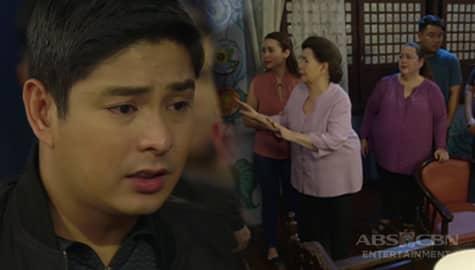 Ang Probinsyano: Cardo, ipinaalam ang kalagayan ni Domeng sa kanyang pamilya Image Thumbnail
